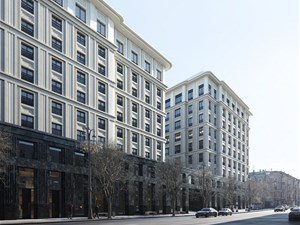 ЖК Fairmont&Vesper Residences