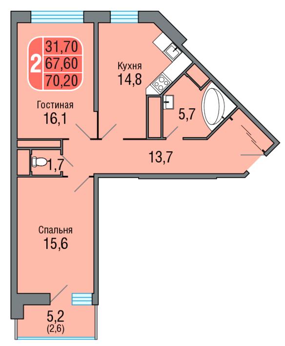 Купить квартиру в СПб в строящихся домах Питера и области