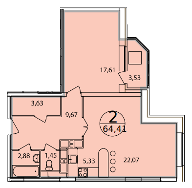 Купить квартиру в Одинцово  Продажа новостроек в Одинцово