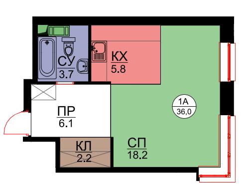 Крост — жилая и коммерческая недвижимость