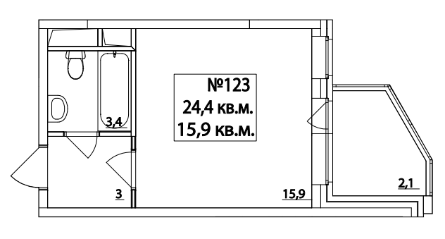 Новостройки в Одинцово от 011 млн руб за квартиру от